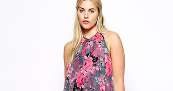 The Best Plus-Size Maxi-Dresses For Major Labor Day Relaxing