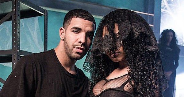 """Nicki Minaj & Drake Hit Up A Bondage Club In """"Only"""" Video"""