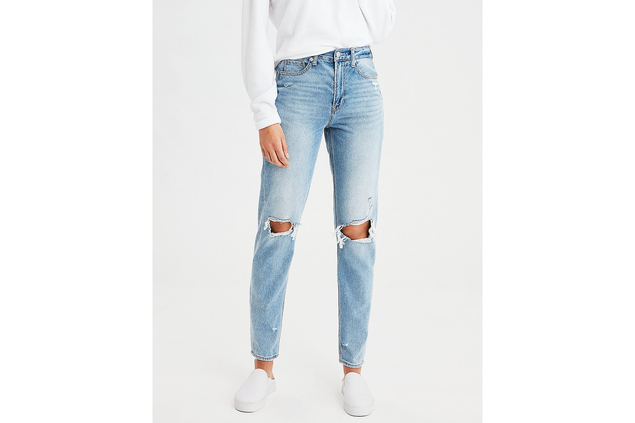 b266a6a5a30 High-Waisted Mom Jeans For Women At Any Price Point