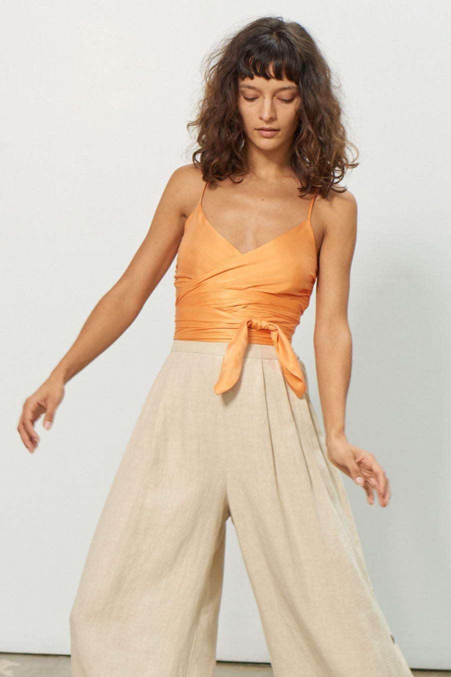 779082d9 Best Summer Crop Top and Blouse Trends For Women 2018