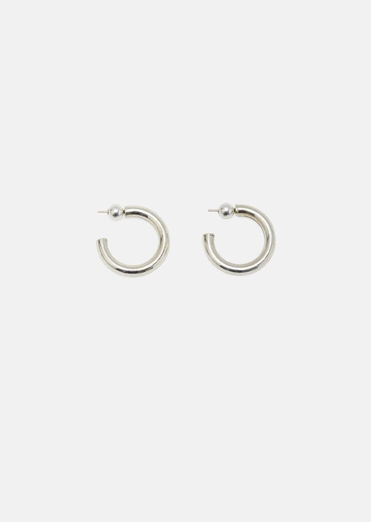 28b43a2f1 Small Hoop Earrings Gold Silver - Topshop, Madewell