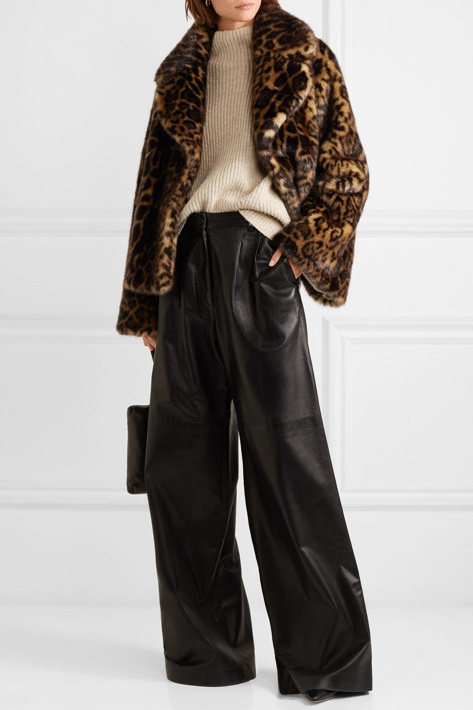 9e505e2e2c94 Best Leopard Print Coats To Keep You Warm Winter 2018