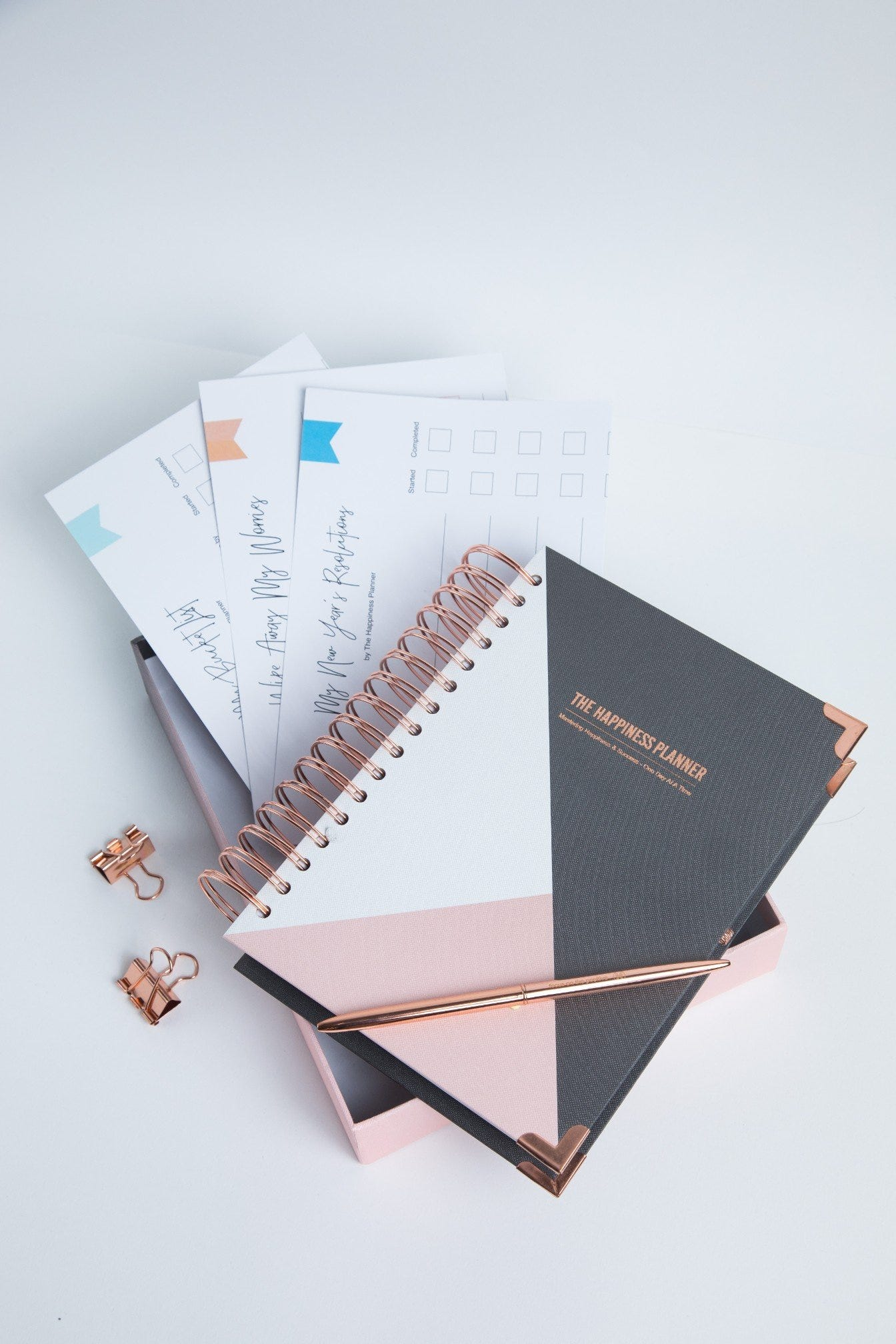 The Happiness Planner® | Jan-Dec '19 | Daily