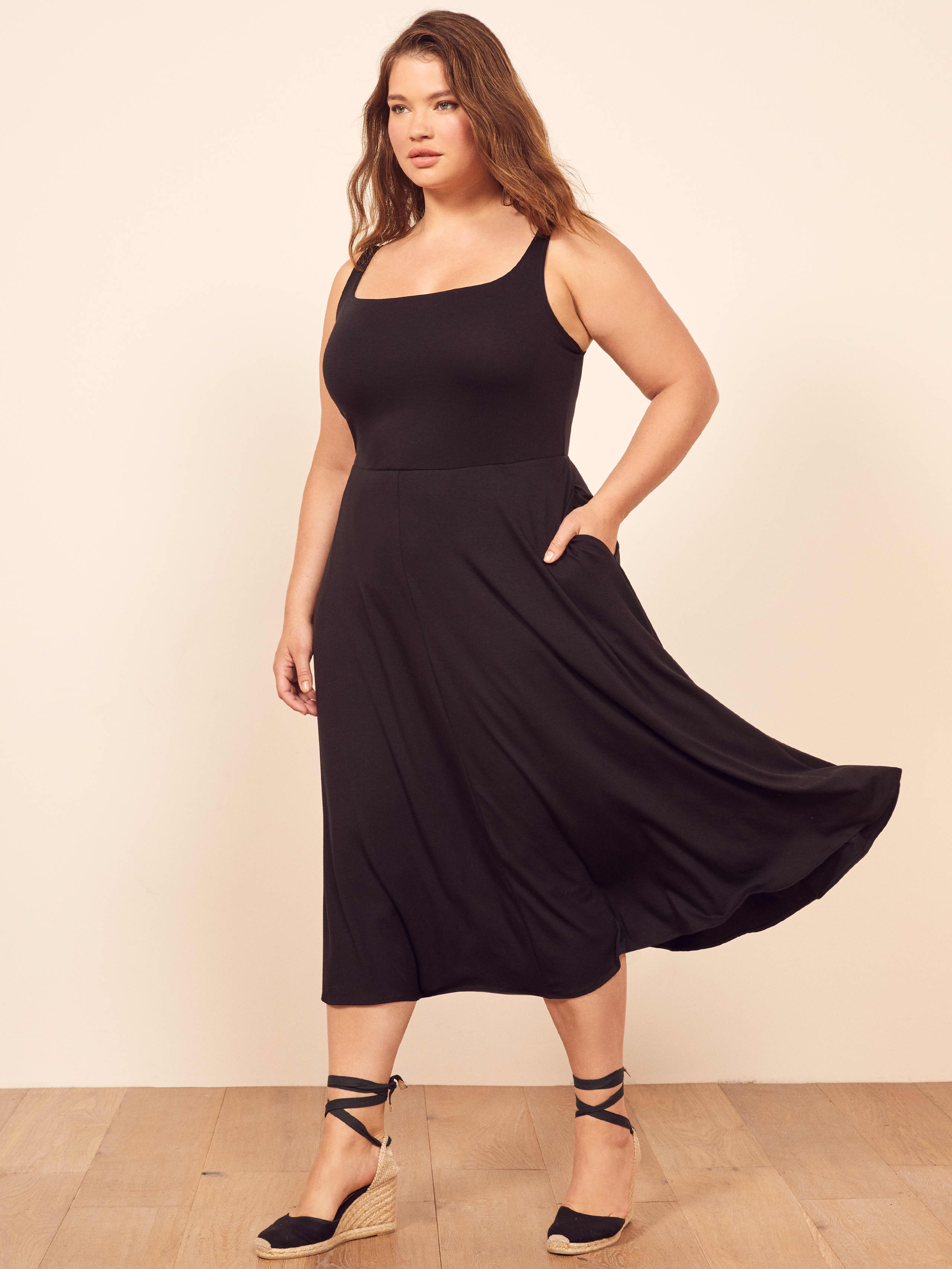 d10aa4e841b Reformation Plus Size Clothing Relaunch Spring 2019