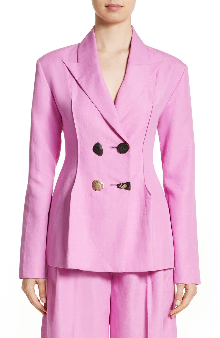 7968ef649958db Double Breasted Blazers For Women Fall Trend