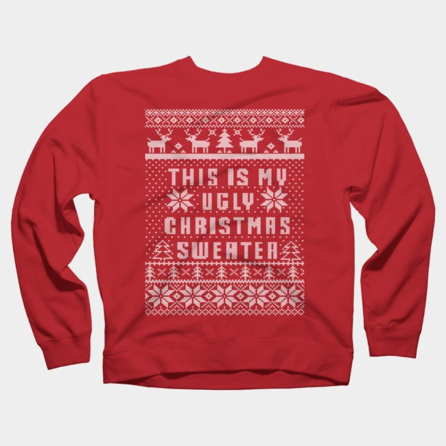Best Ugly Christmas Sweaters For Any Holiday Party 2018