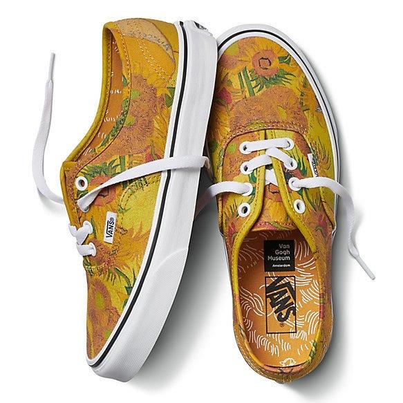 9fa98c1cb7 Vans x Van Gogh Sneaker   Clothing Collab Is Pure Art