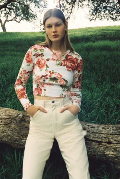 Laura Ashley S Second Collection For Urban Outfitters