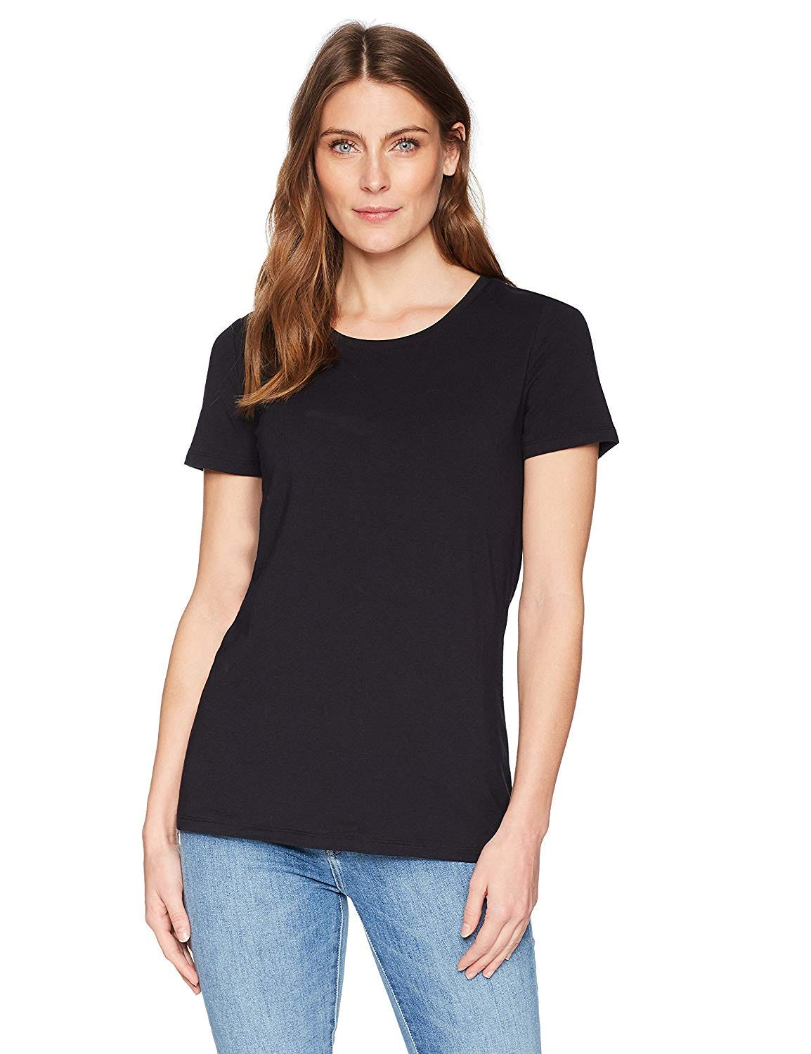 909d440cf Best Quality Womens Black T-Shirts 2019 Brand Reviews