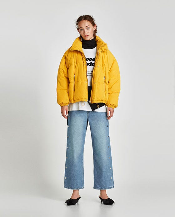0b27c58f721 Puffer Jacket