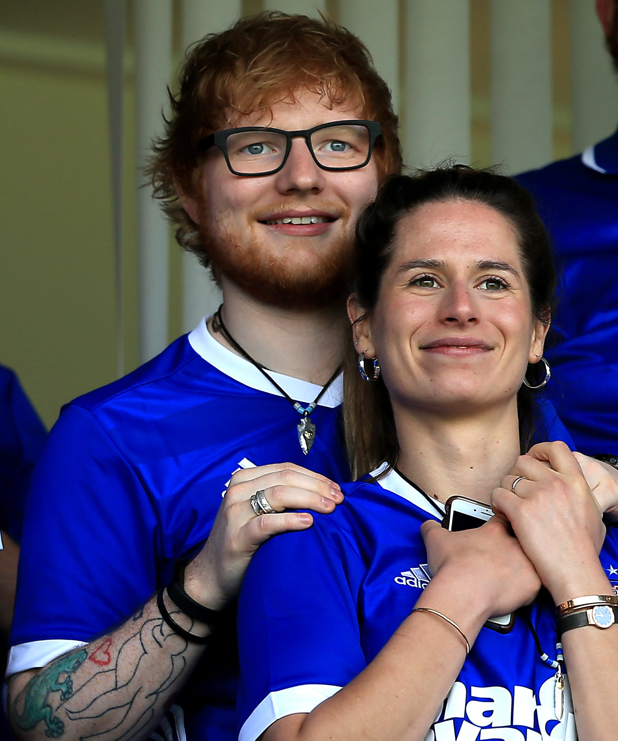 Ed Sheeran Confirms Marriage To Cherry Seaborn In Song