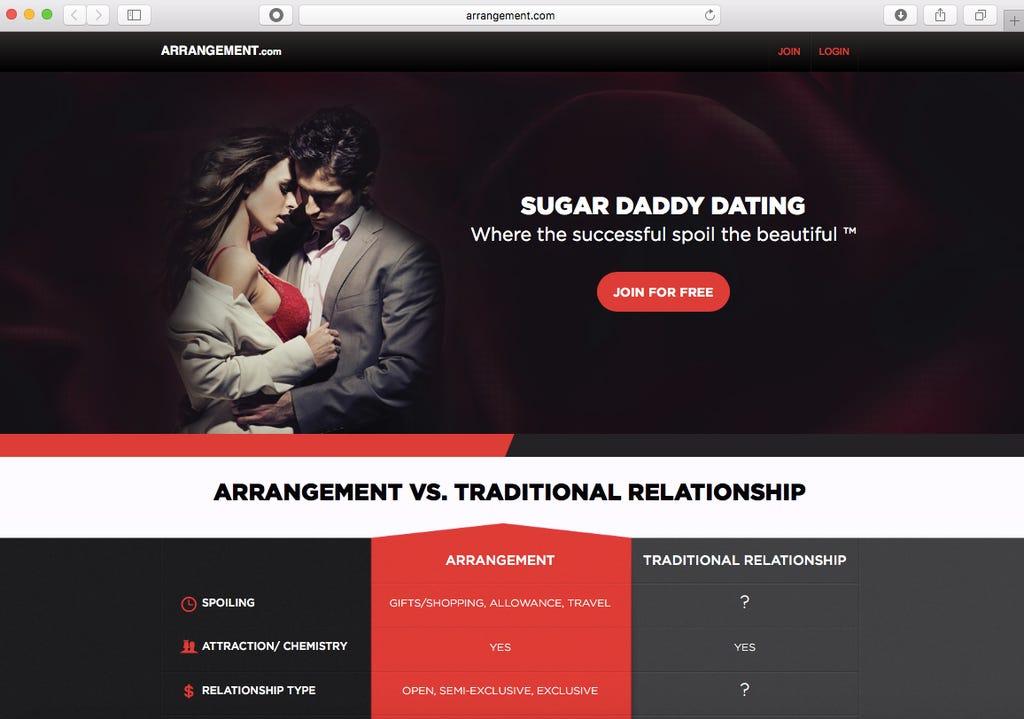 dating sites voor Gay Sugar Daddies
