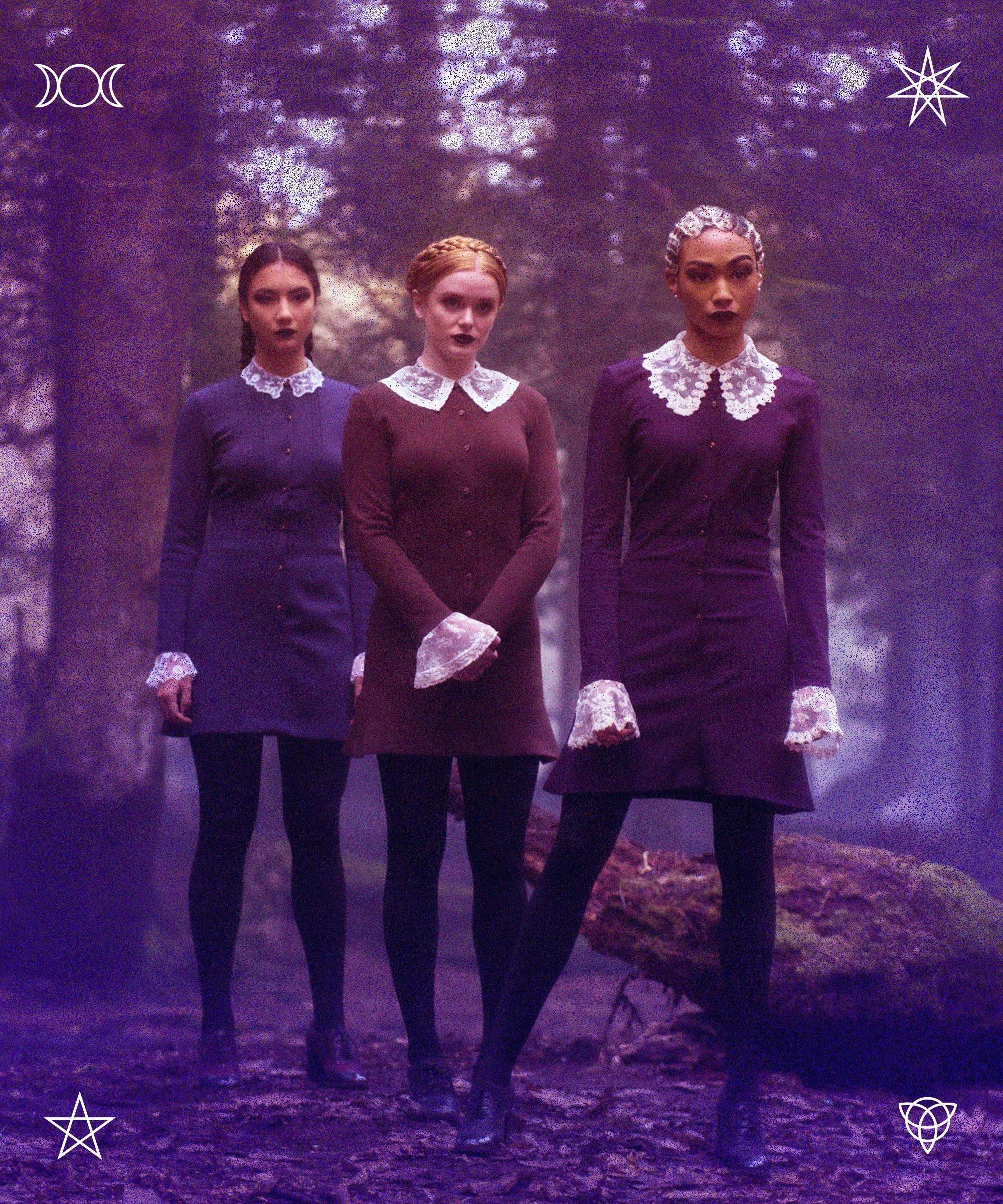 Weird Sisters Dorcas Sabrina 1