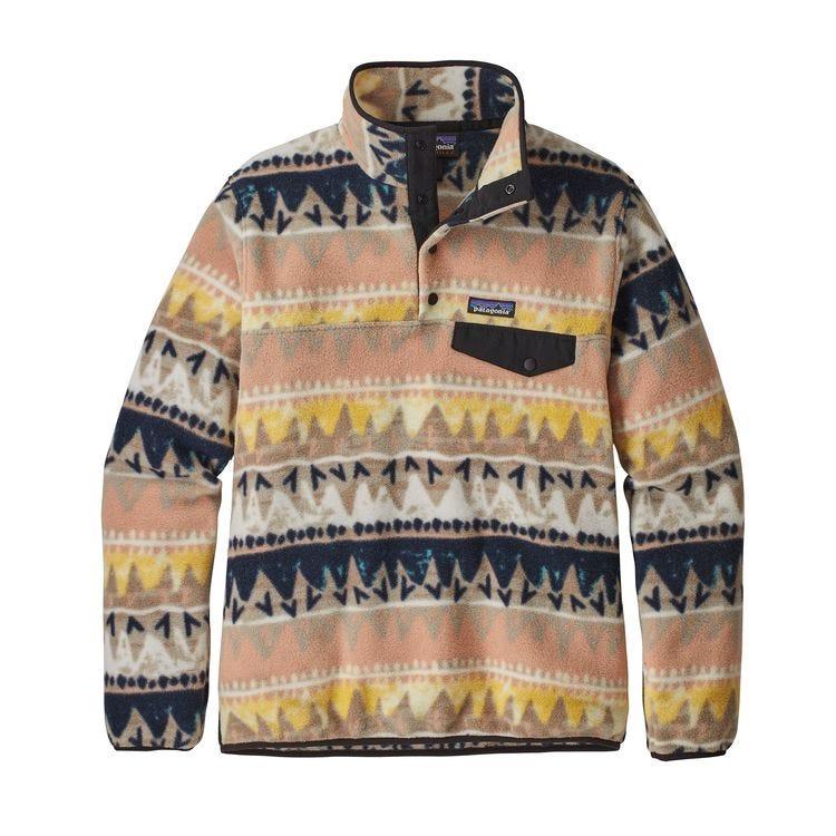 Lightweight Synchilla Snap-T Fleece Pullover