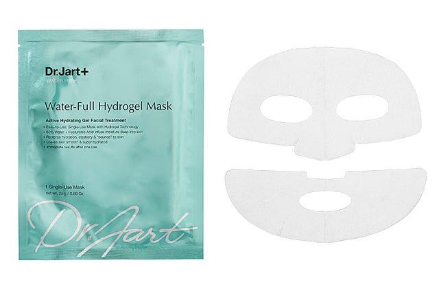 Dr. Jart's Hydrogel Mask For Dull, Dry Skin, check it out at http://makeuptutorials.com/sheet-masks-for-dry-skin/