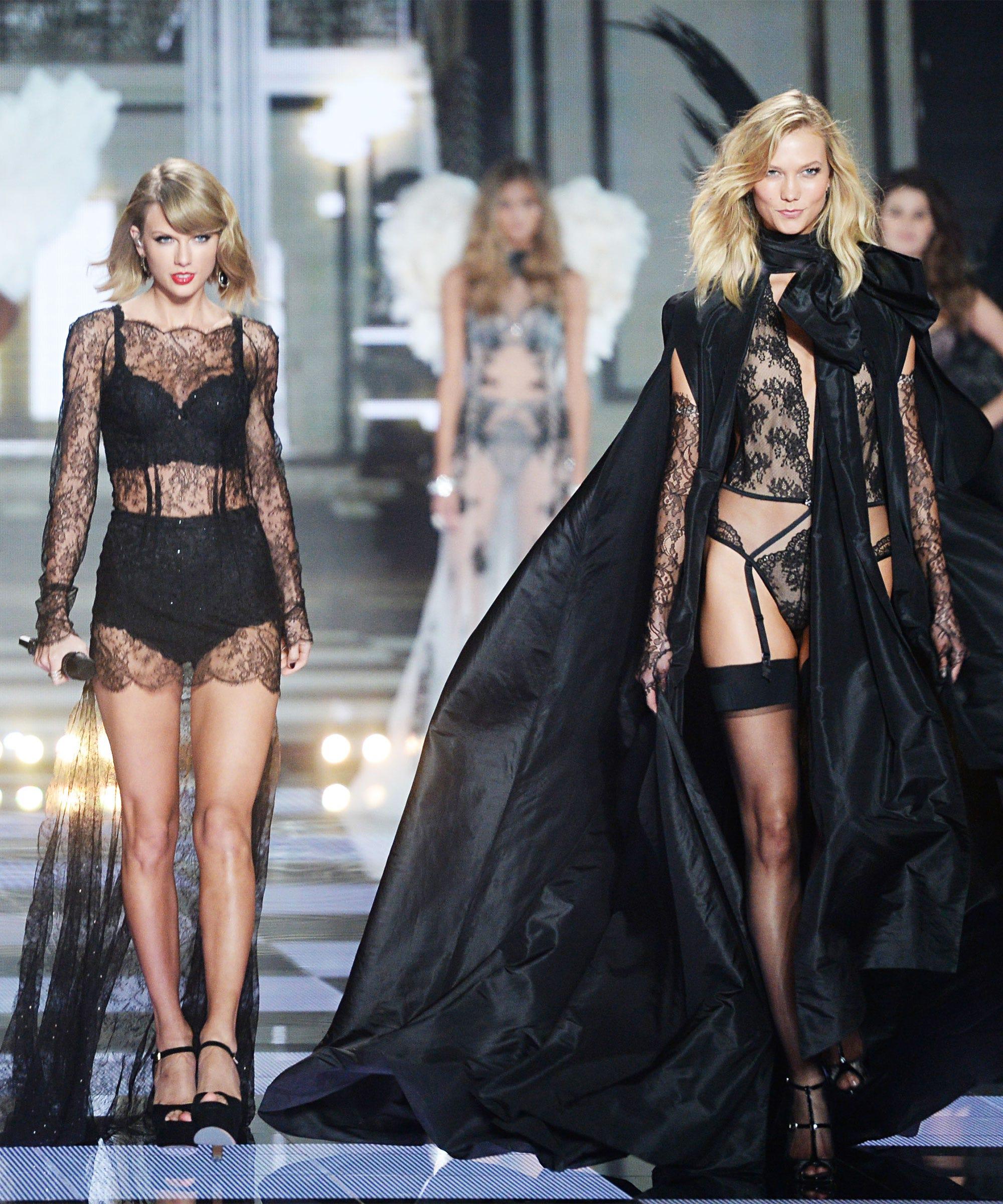 Karlie Kloss Addresses Taylor Swift Friendship Rumors