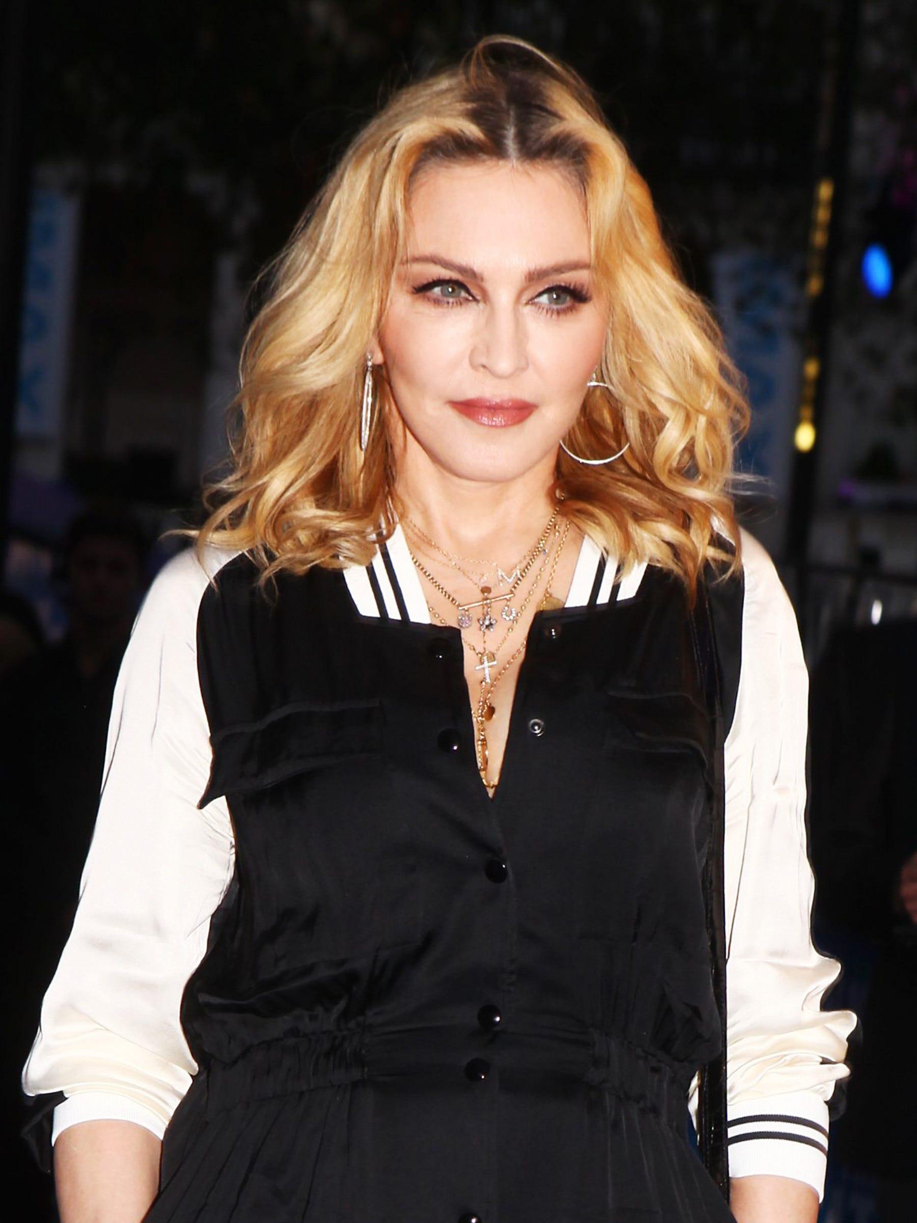 Madonna free ass porn full hd