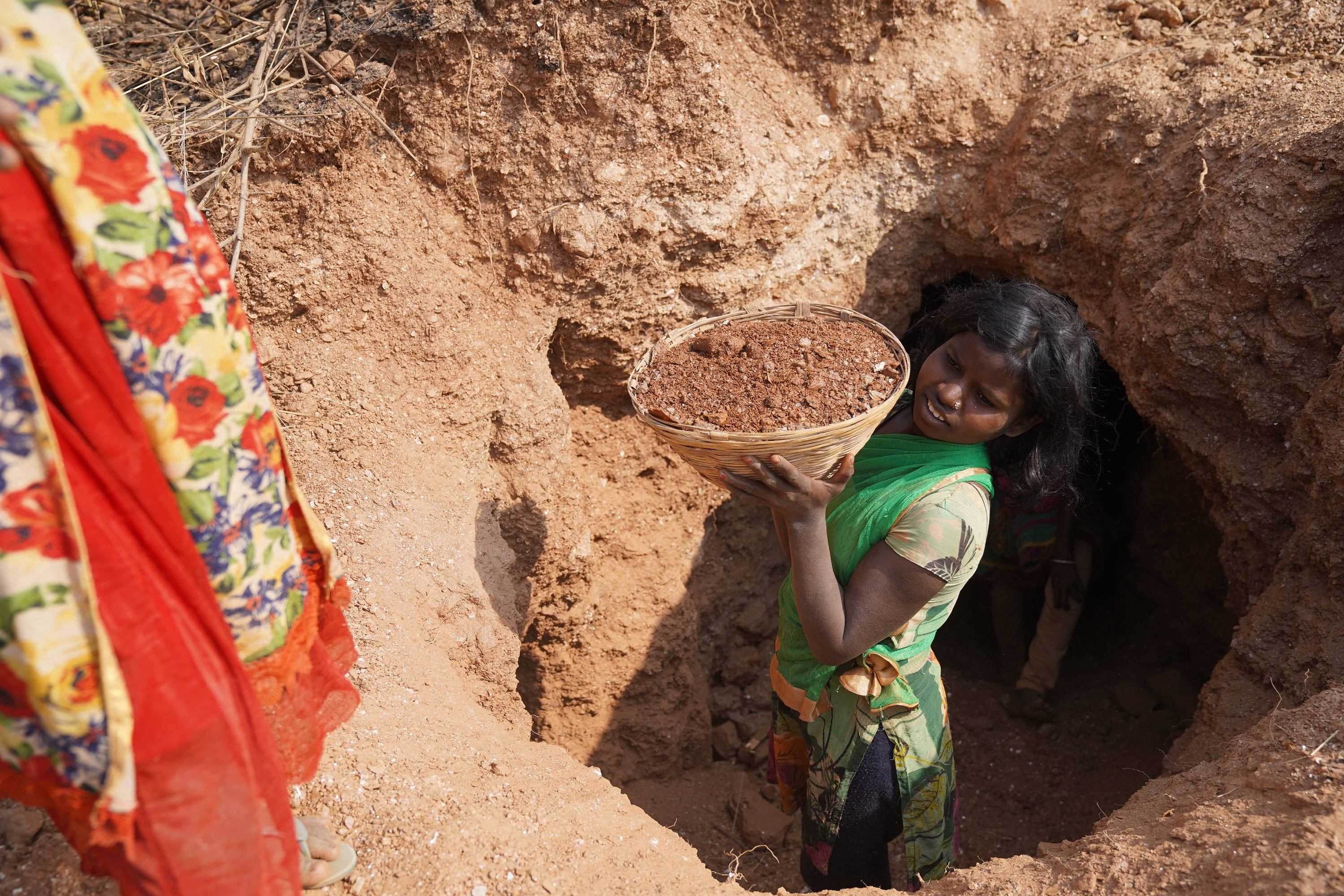 Mica Mining Exposes Child Labor In The Makeup Industry