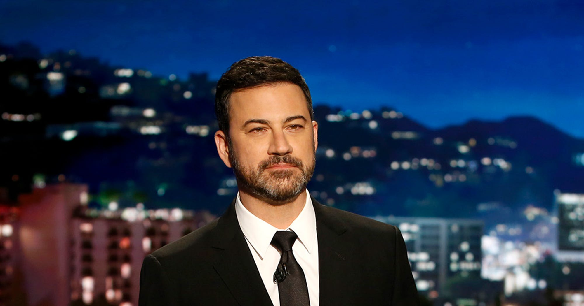 Jimmy Kimmel Brings Son Billy, Late Night Monologue