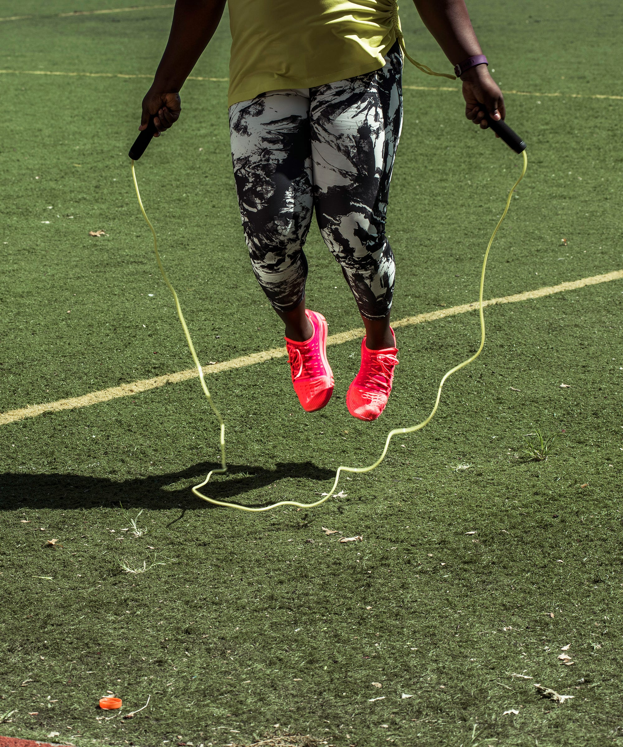 This 30-Day Skipping Rope Challenge Will Jump Start Your Routine