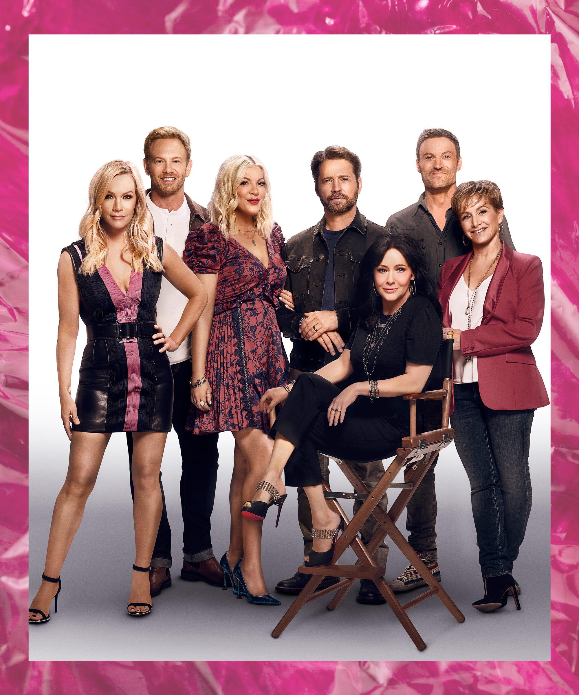 Μπέβερλι Χιλς 90210 dating χαρακτήρες