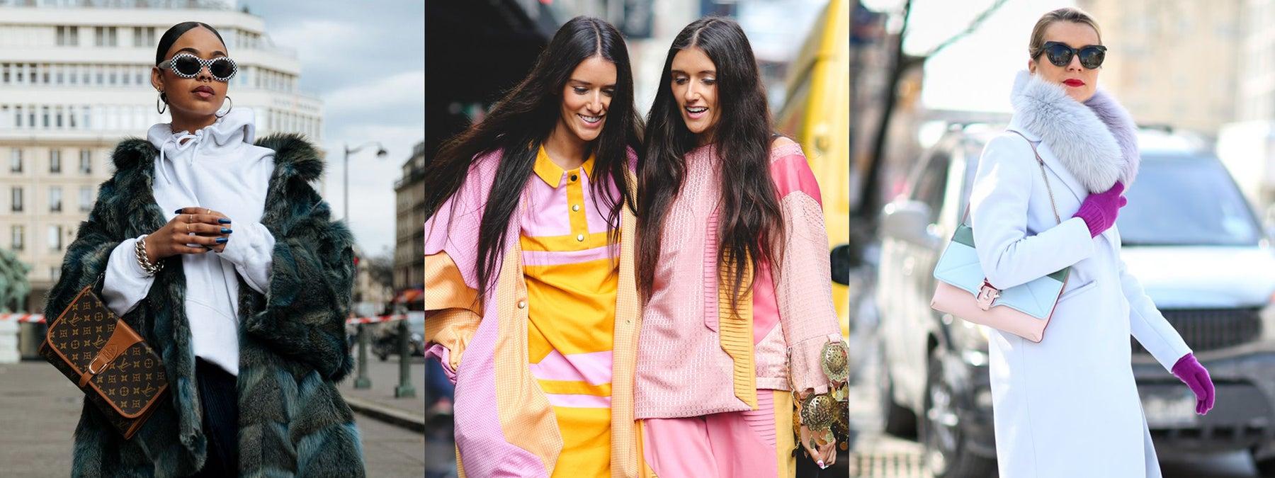 Fashion Week Best Street Style Photo History