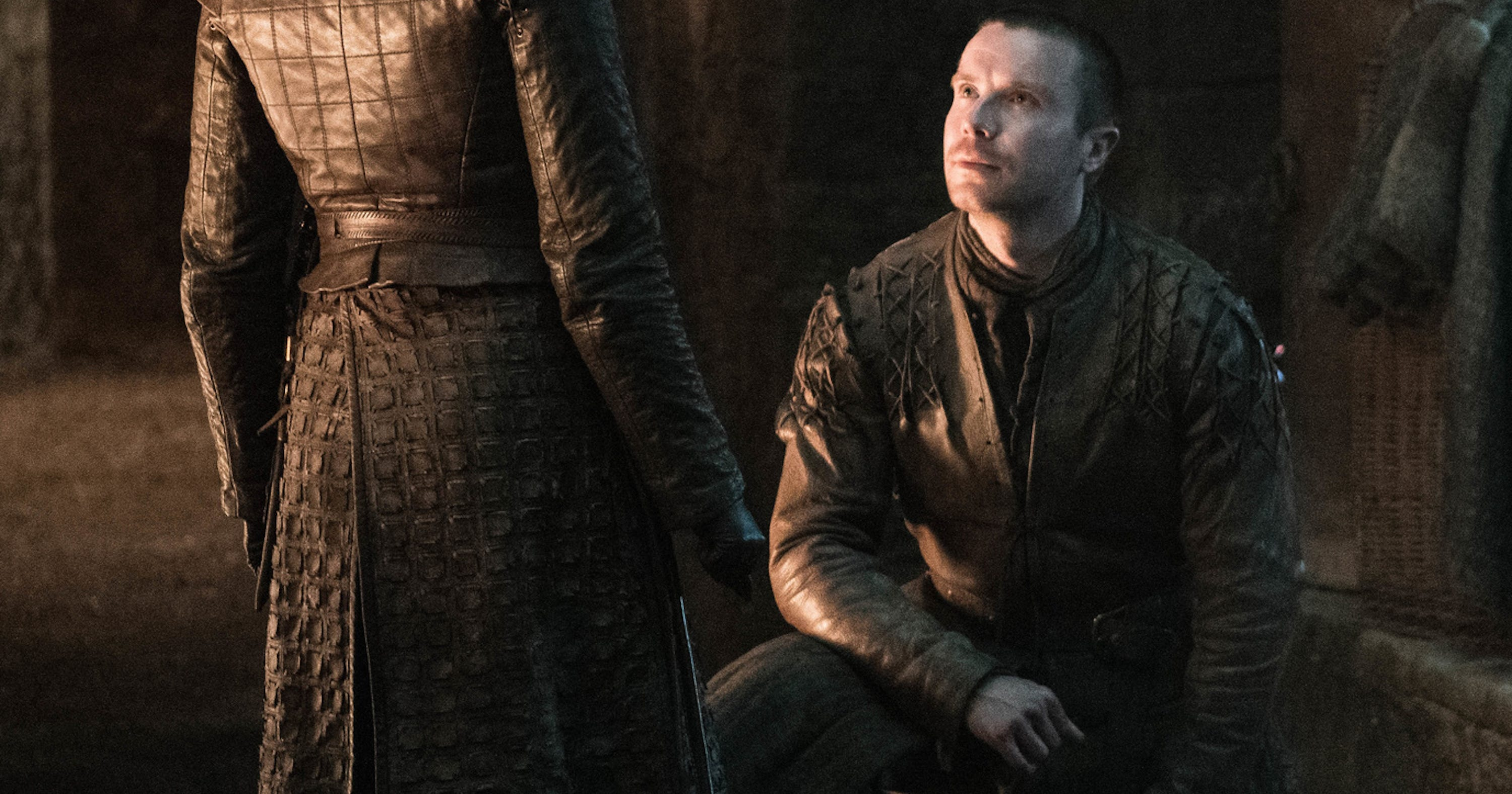 What Arya Response To Gendry On Game Of Thrones Means