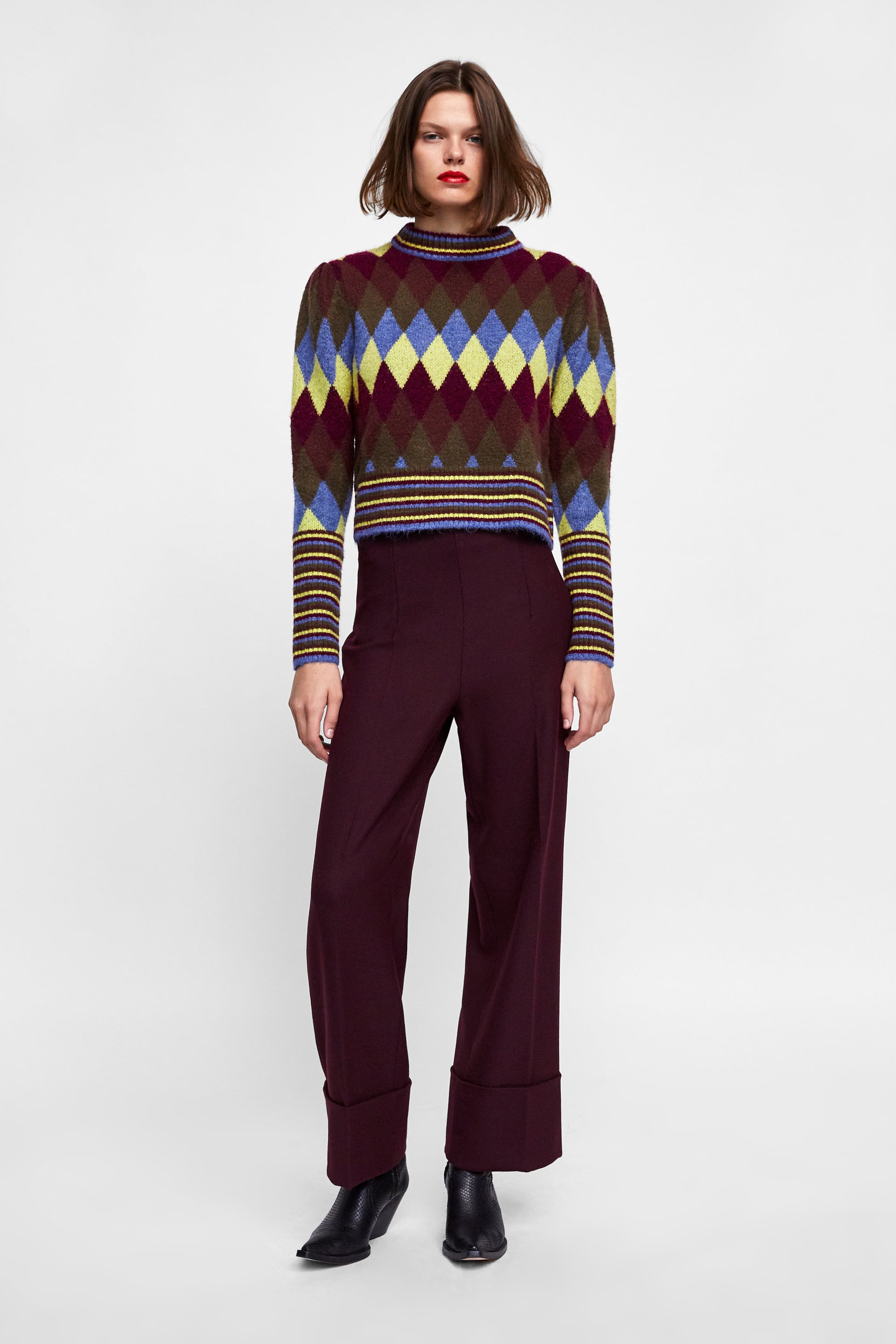 e88f10ea17e Cheap Zara Knitwear To Buy This Fall