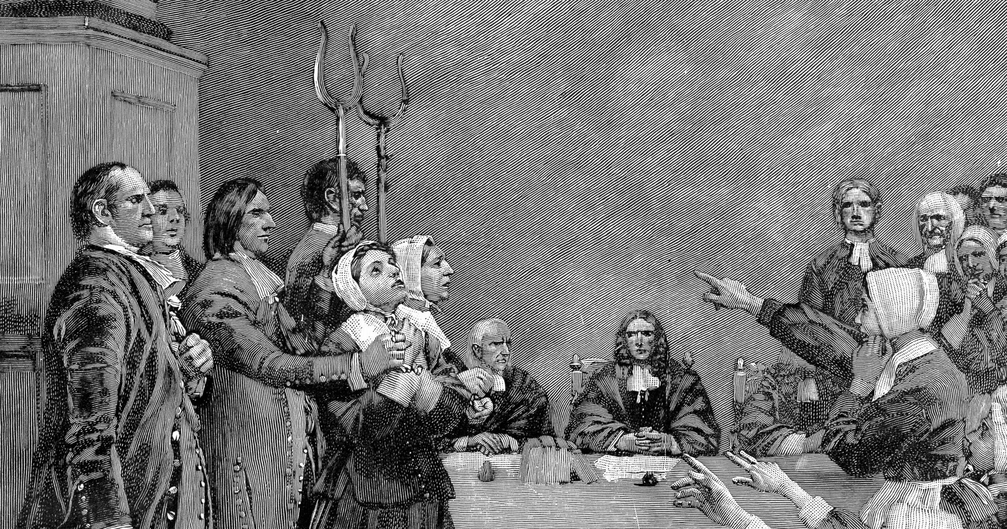 Unobscured New Salem Witch Trials Podcast Trailer
