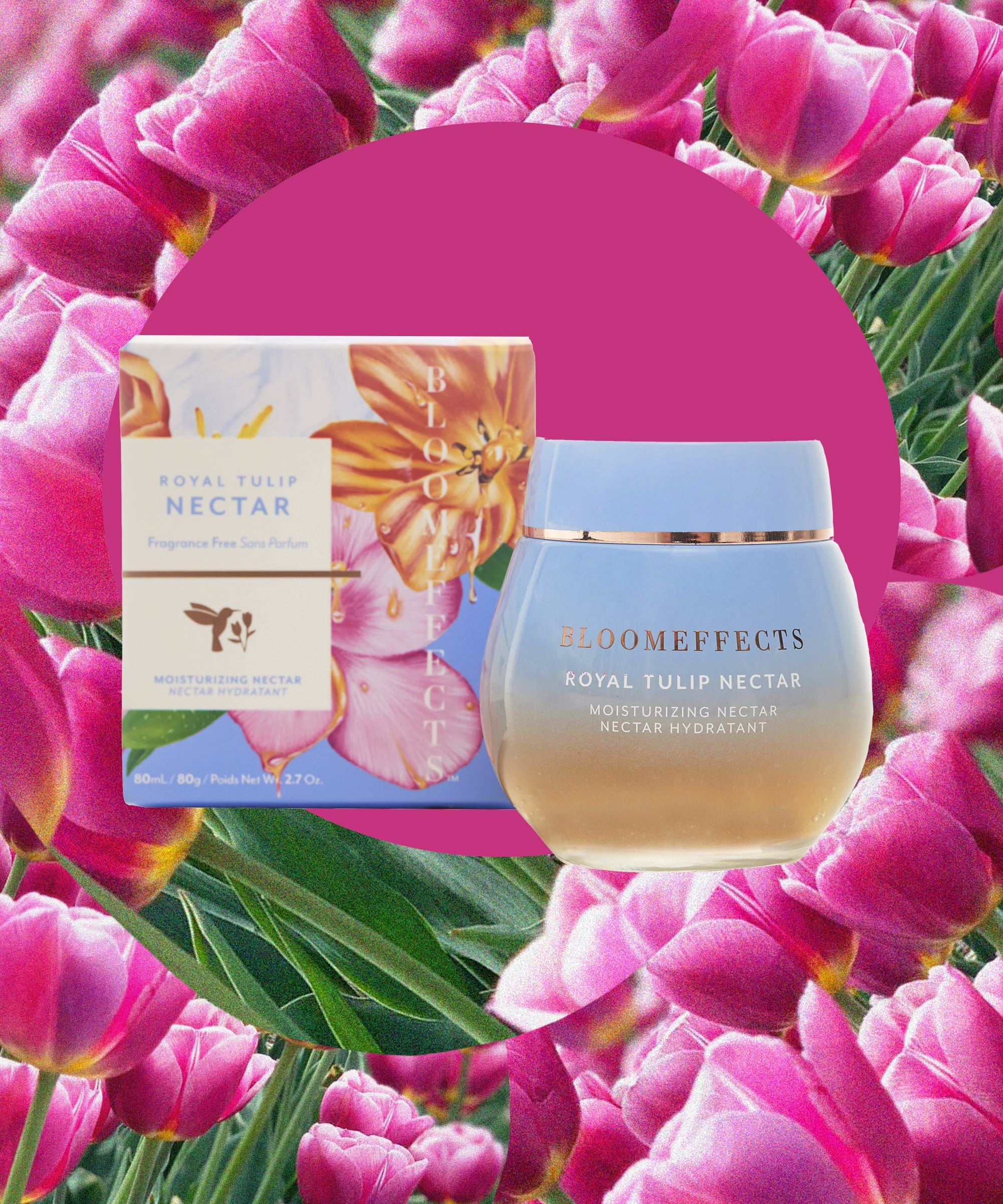 Bloom Effects Tulip Skin Care Is Natural Sustainable