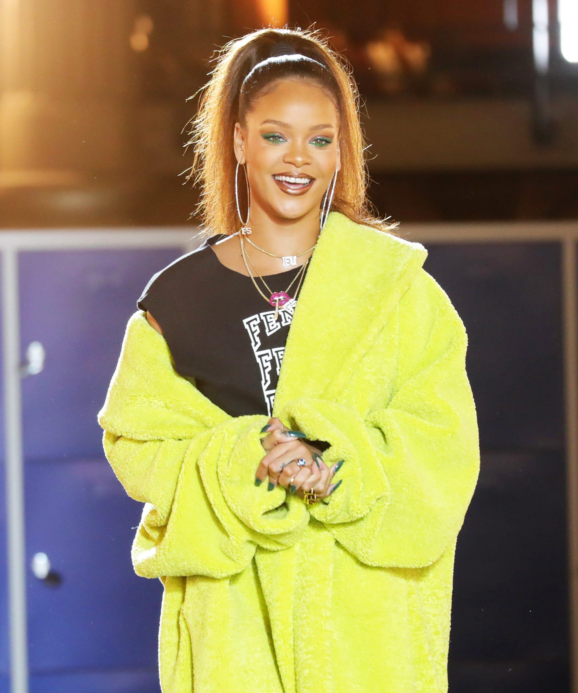 wholesale dealer c9e6e e2778 Rihanna Fenty Puma Fall Back To School Line Creepers