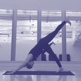 yoga poses stretches stress management