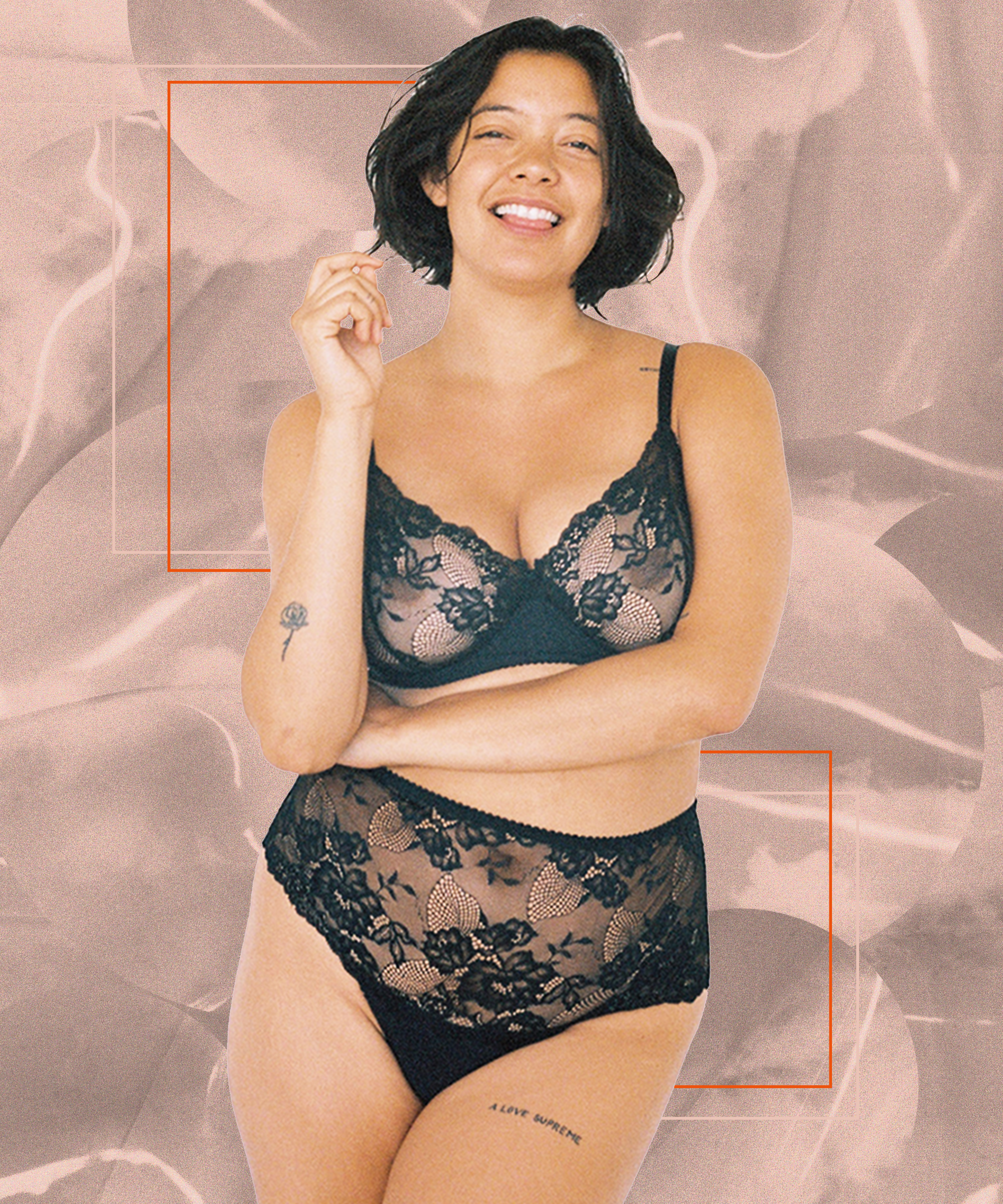 19 Lace Lingerie Sets To Buy Yourself This Valentine's Day