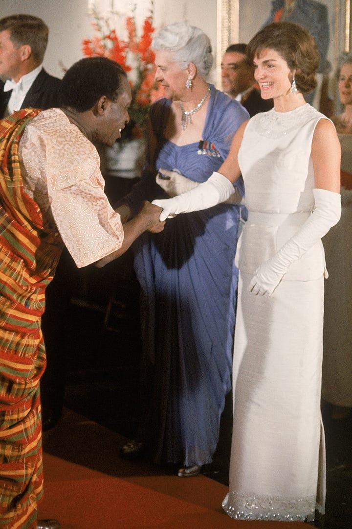 Jackie Kennedy Dresses: Jackie Kennedy Fashion Colorful Style New York