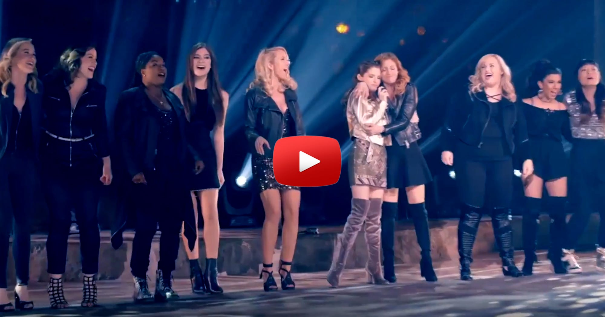 Pitch Perfect 3 Movie Teaser Trailer Behind The Scenes