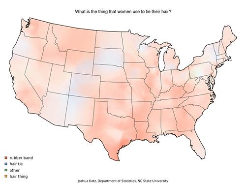 United States Language Pronunciation Maps