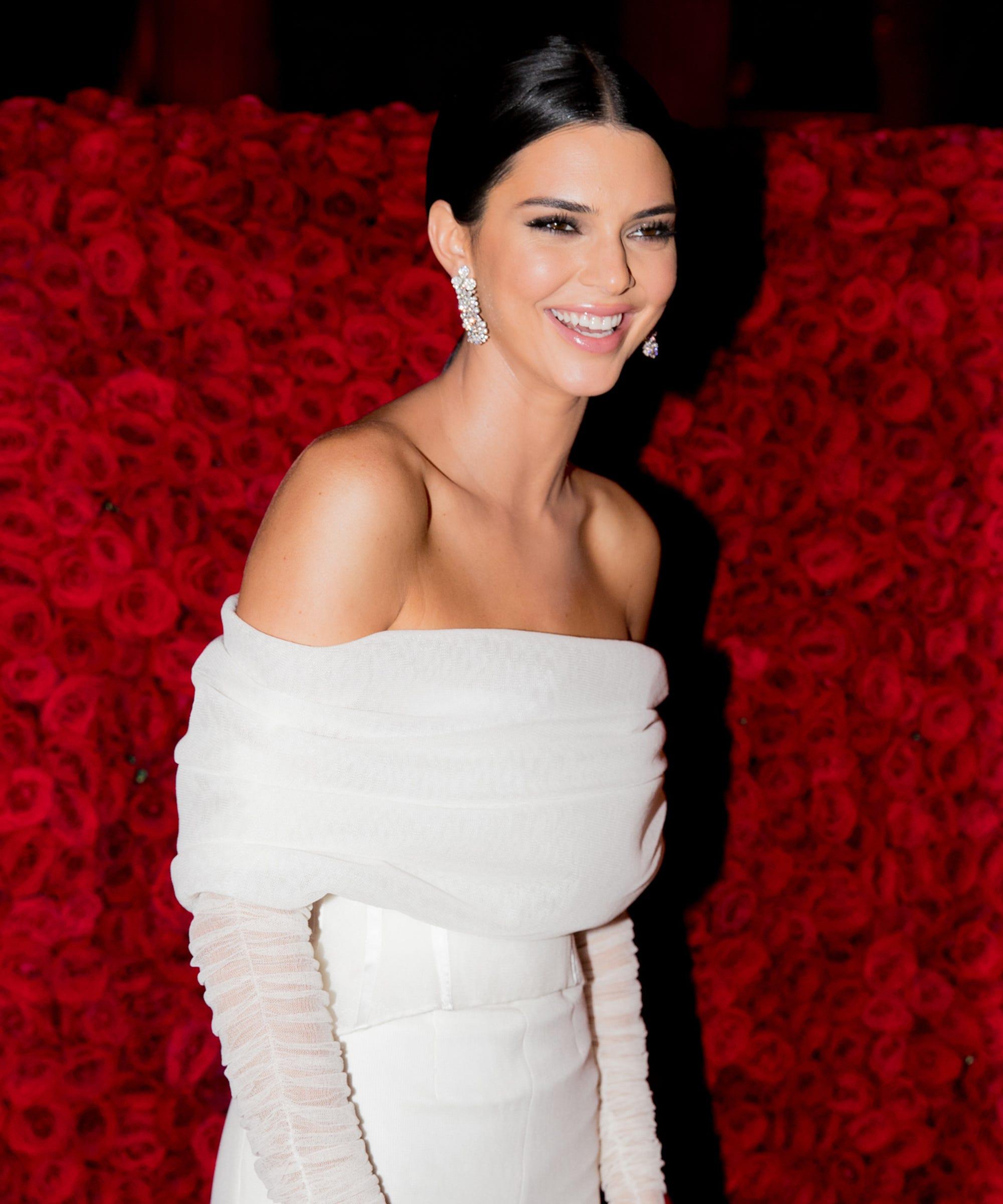 Kendall Jenner Reveals Her Teeth Skin Nail Secrets