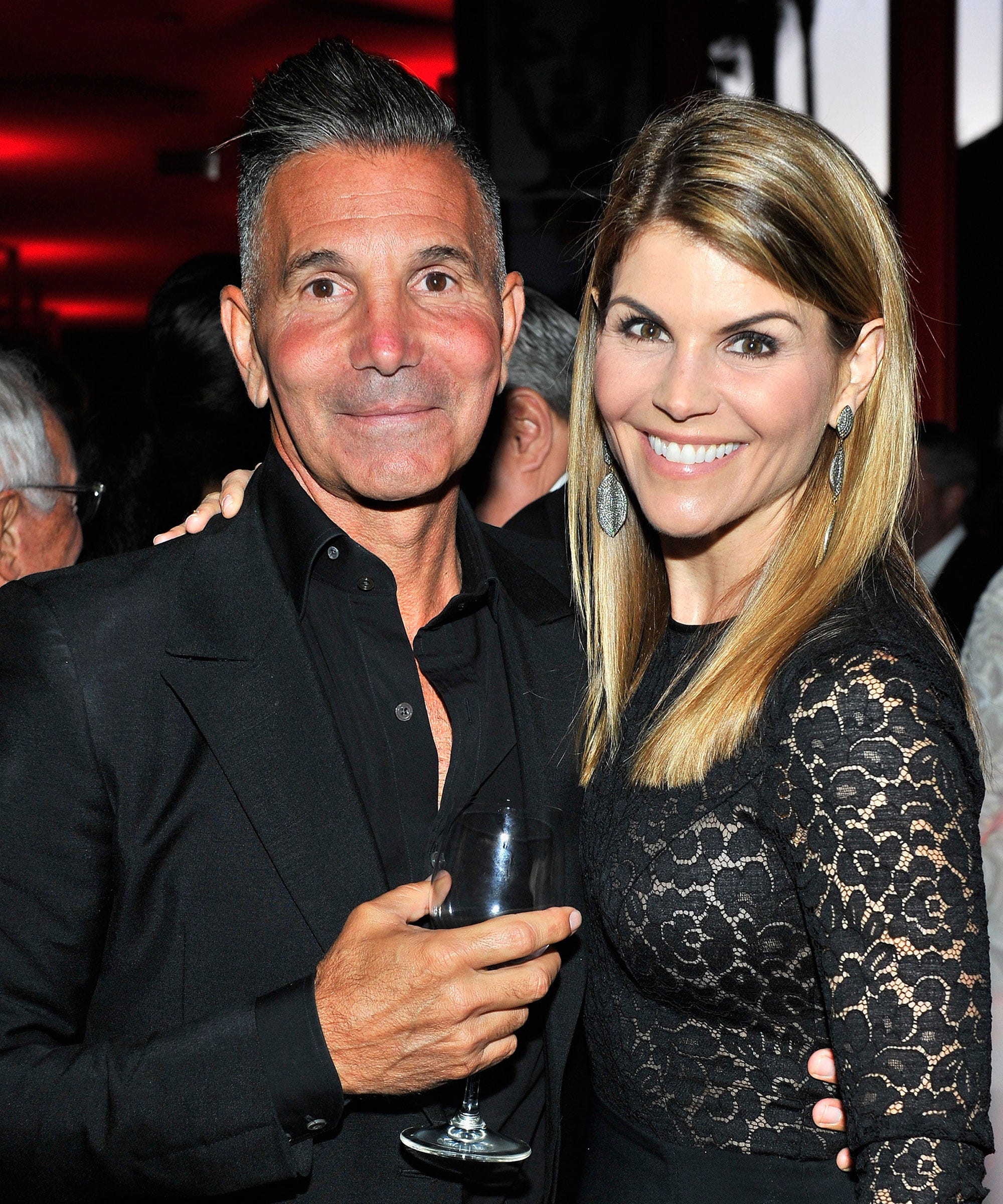 Lori Loughlin Husband Mossimo Gianulli Old College Scam