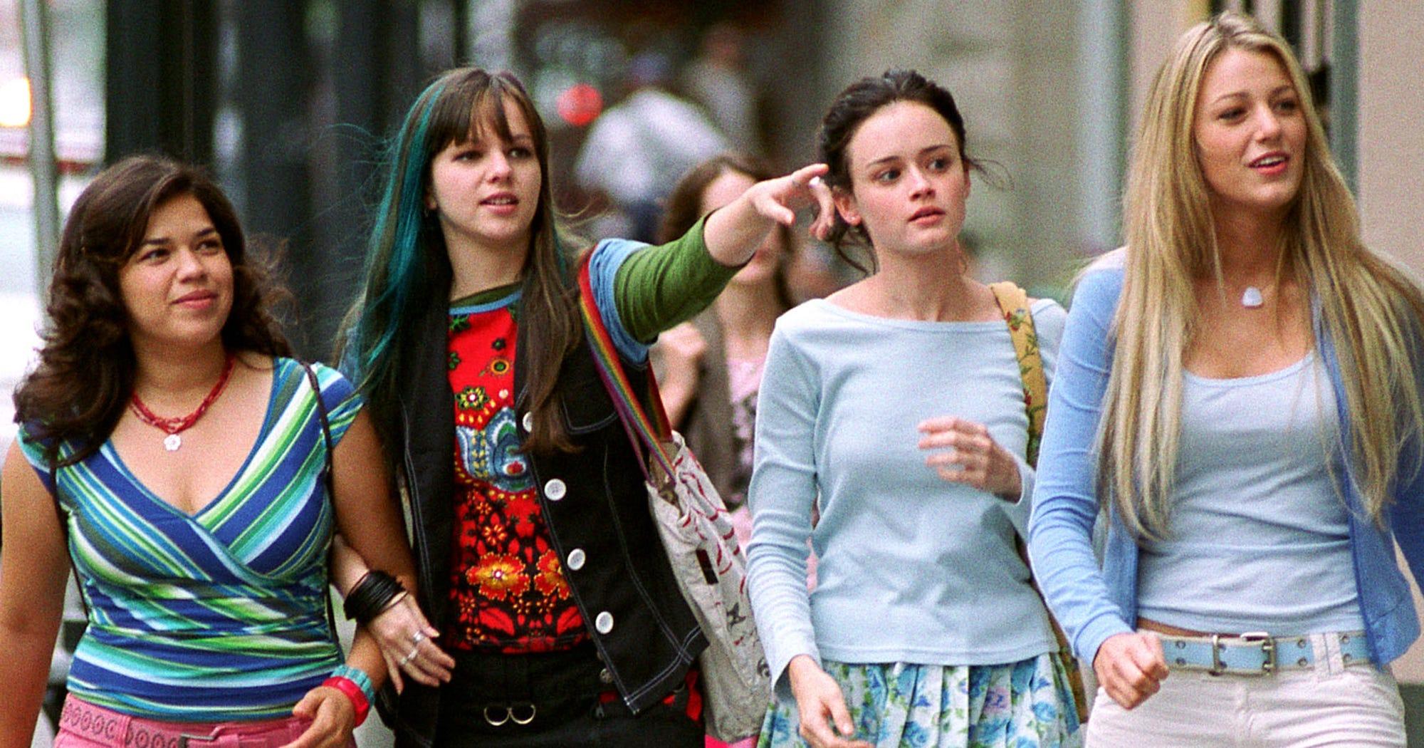 The Sisterhood of the Traveling Pants 2 (2008) Online ...