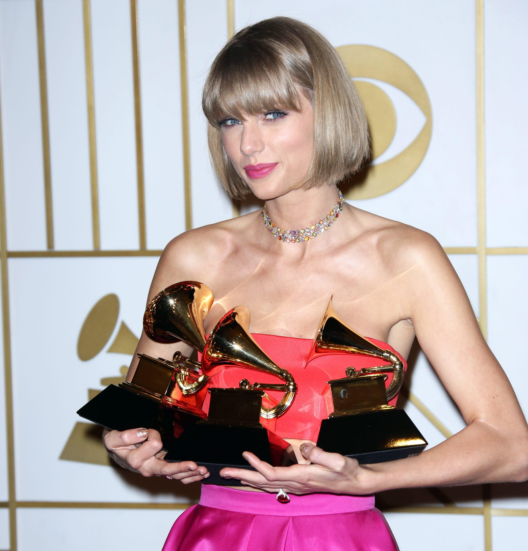 Taylor Swift Grammys Speech Inspiring Message