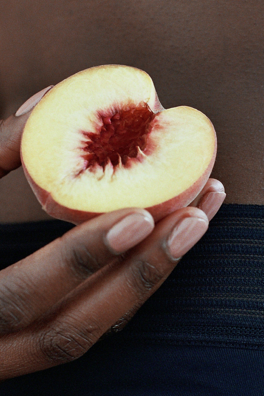 Ebony Close Up Pussy Licking
