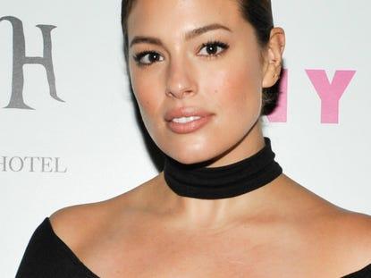 Designer Bullying Plus-Size Model Ashley Graham