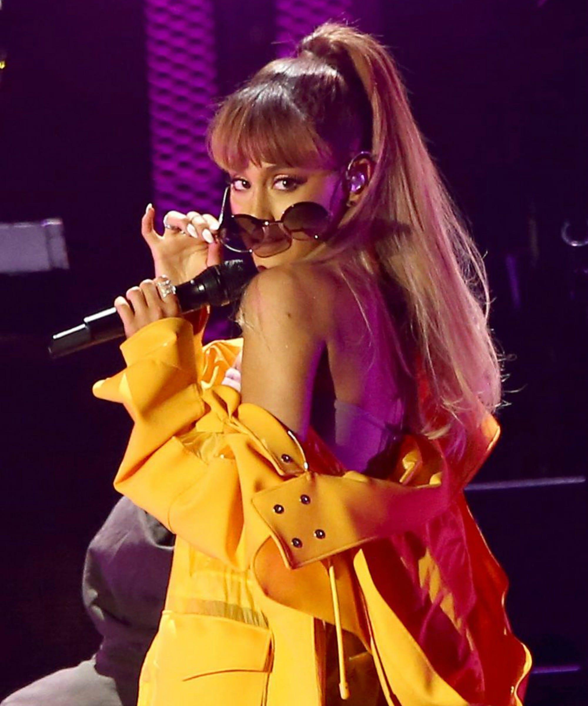 Ariana Grande zimbio dating