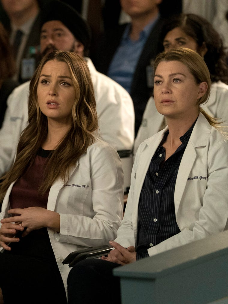 Grey\'s Anatomy: Season 15 Recaps, Cast News, & Spoilers