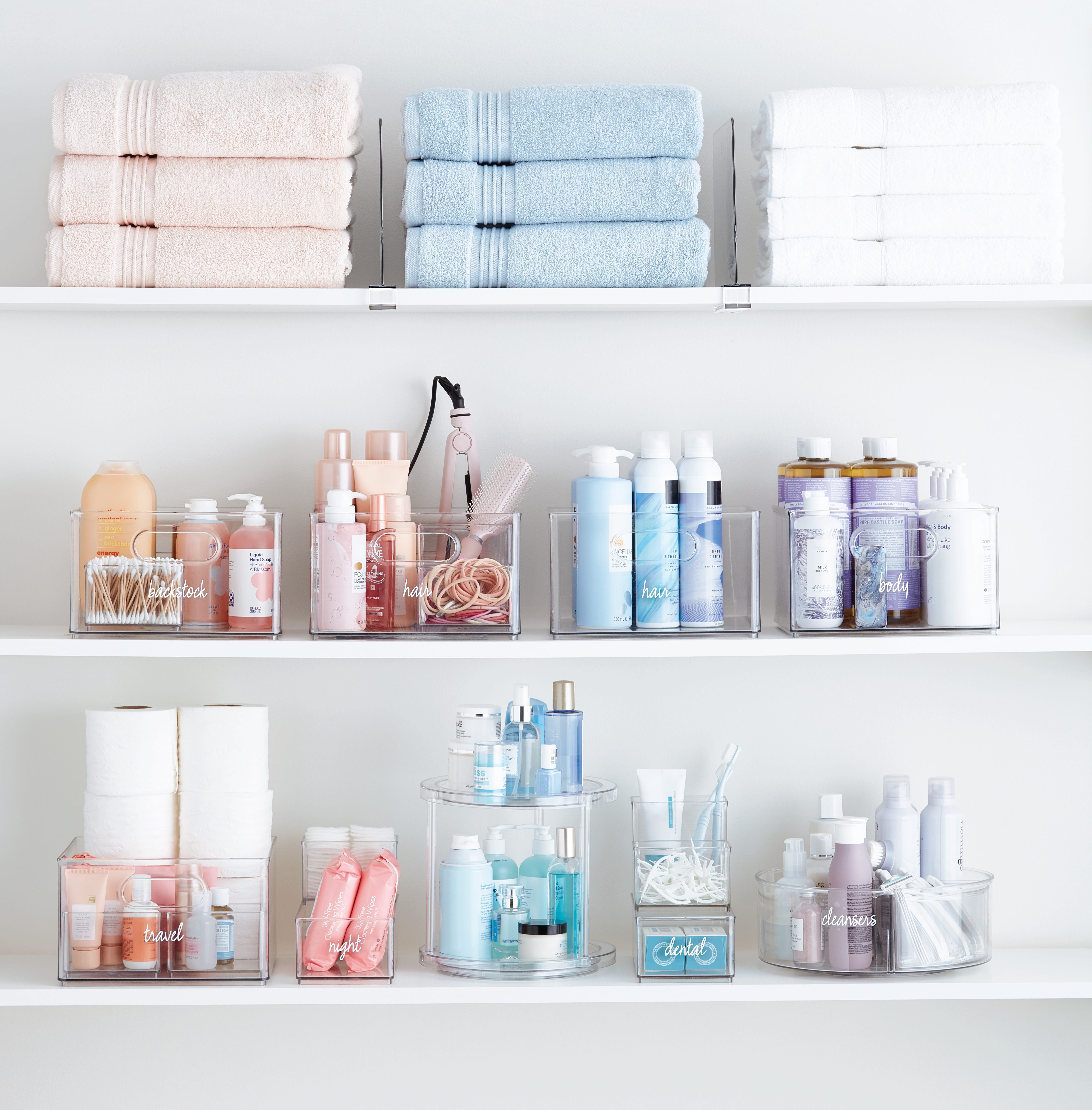 The Home Edit Launches Chic Container Store Collection