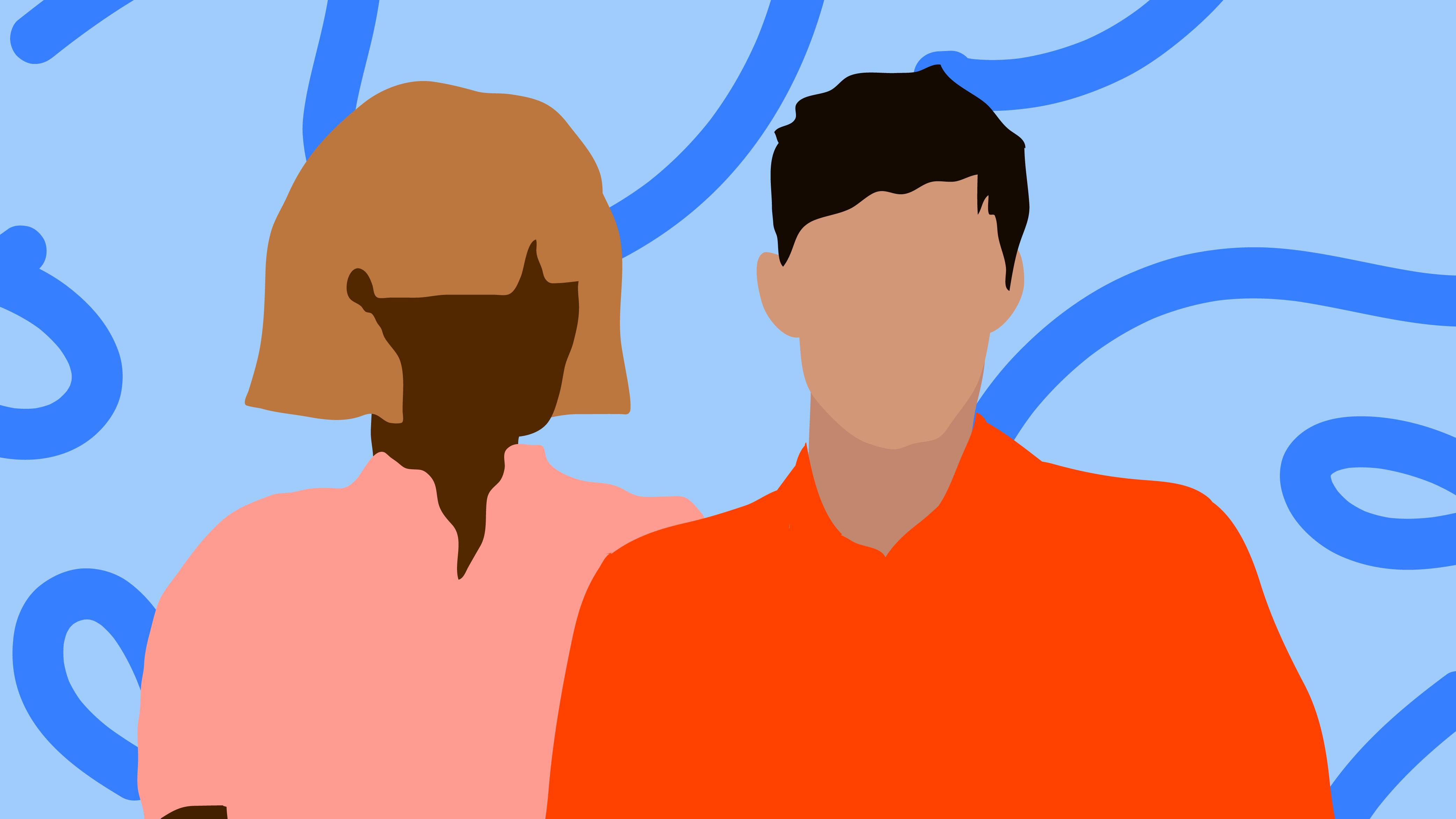 OkCupid datant Persona Slow Dancer