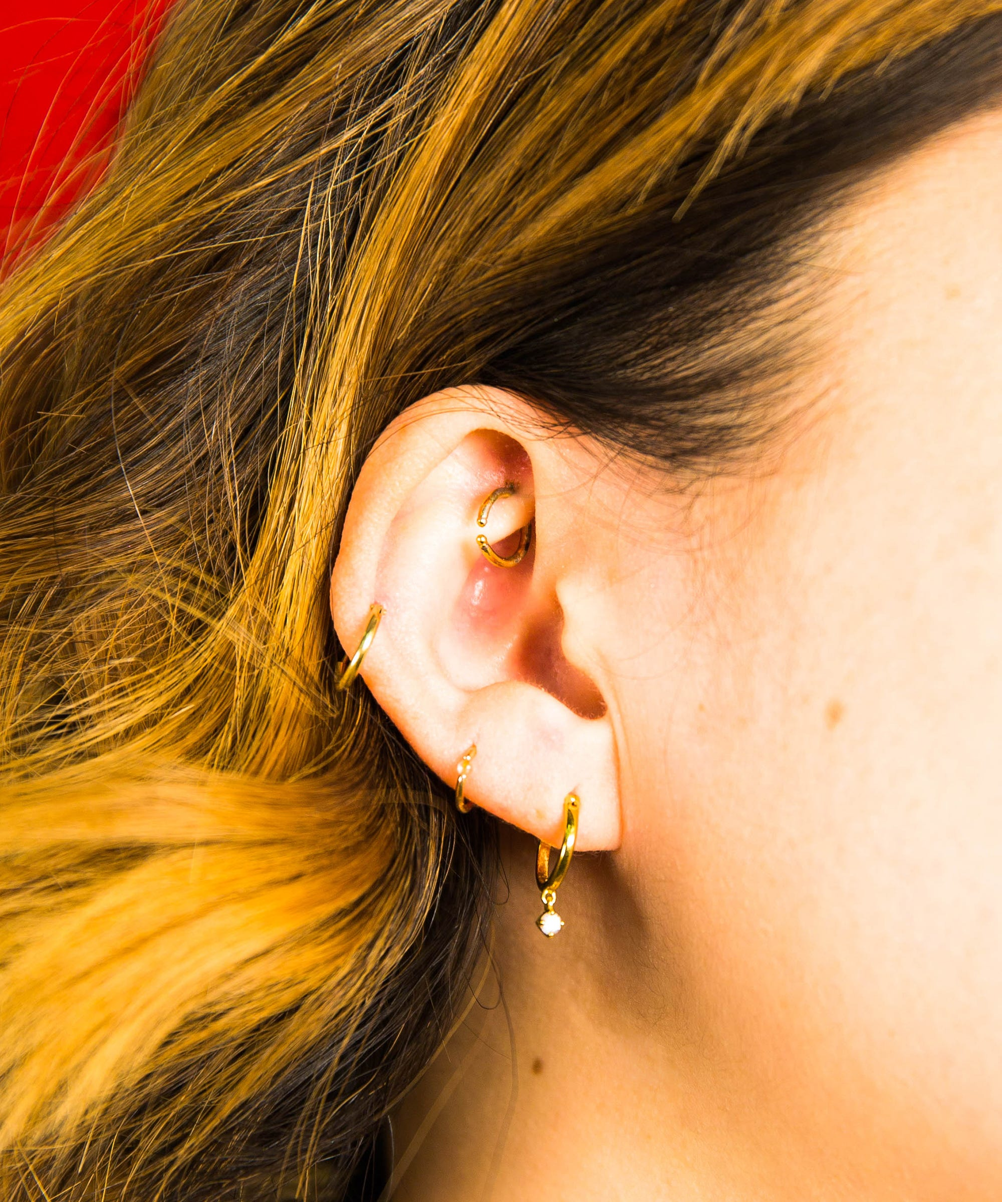 Constellation Ear Piercing Ideas To Inspire Your Looks