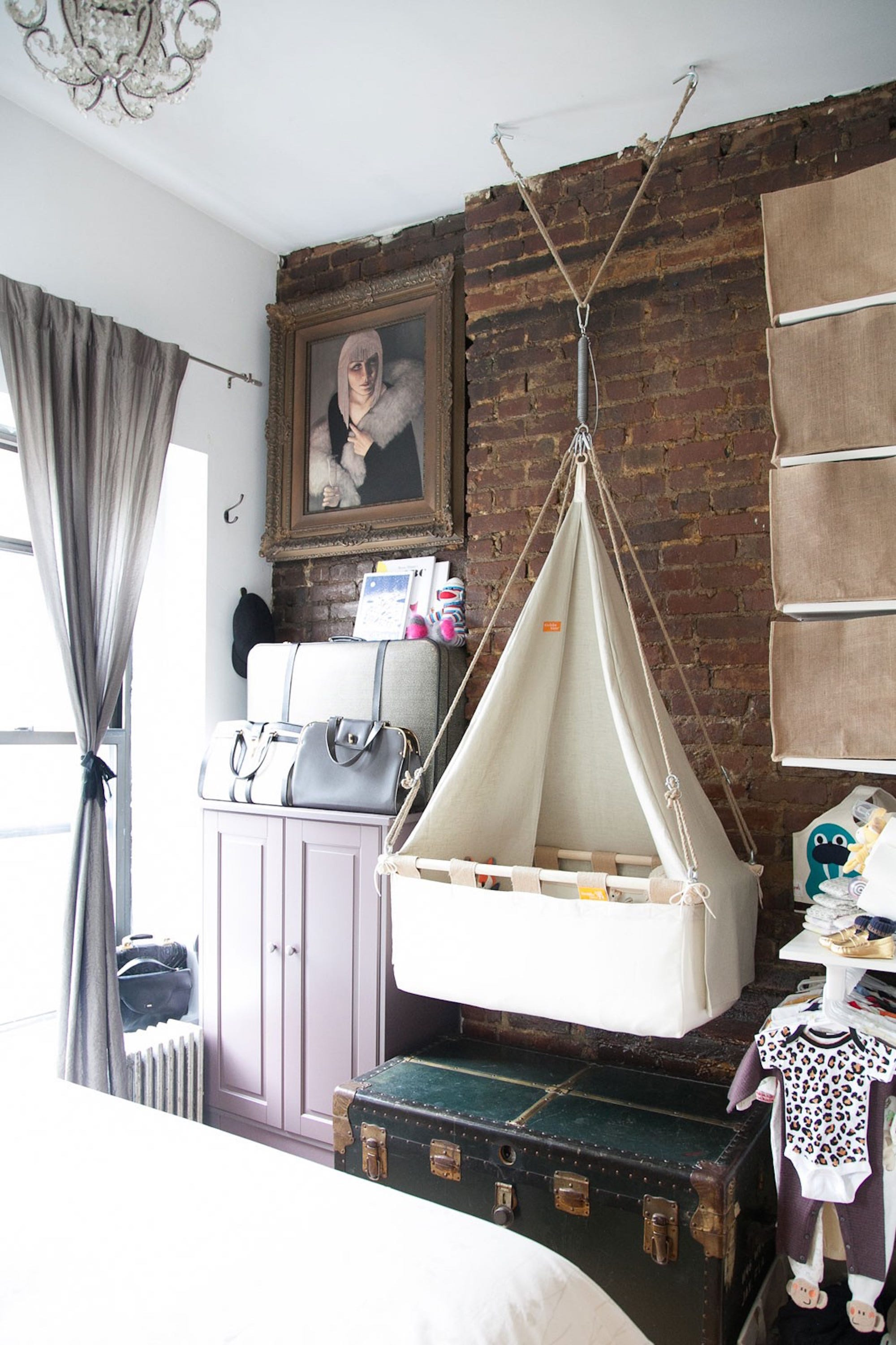 Baby Room Decor Tips For Small Es Nyc