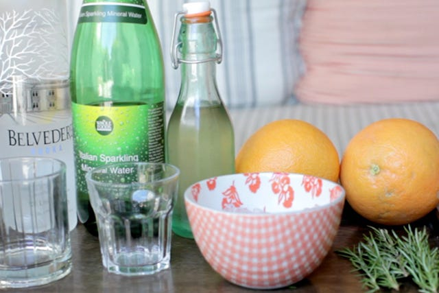 These Two Ingredients Make A Surprisingly Delicious Cocktail