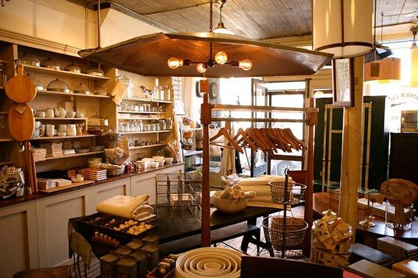 Best Antique Furniture Stores - New York Vintage Shops